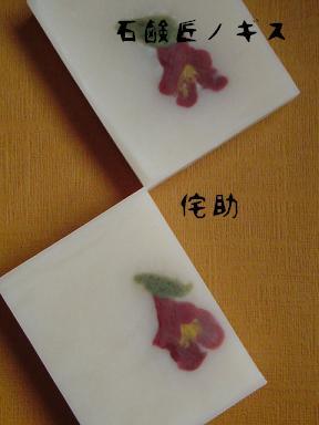花は一重で小さい